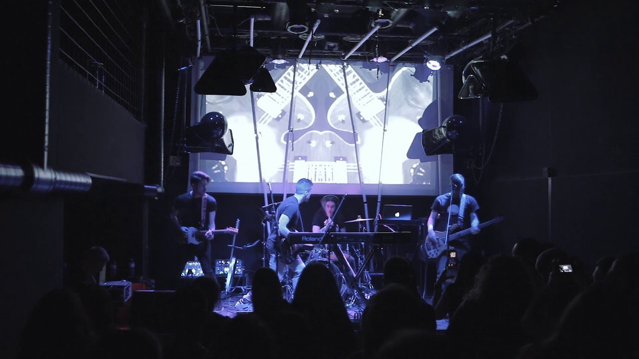 GIVEN FREE REIN live at Six D.o.g.s, part 2